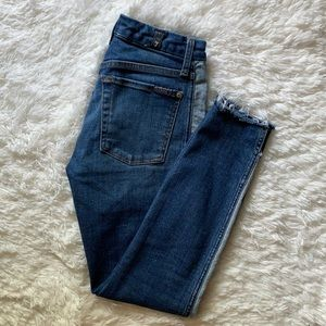 7 FOR ALL MANKIND JEANS Size 24